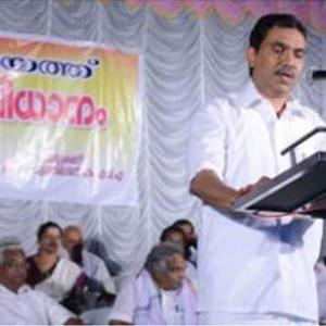 Thrikkarippur_m-governance_Inauguration - 17.11.2012