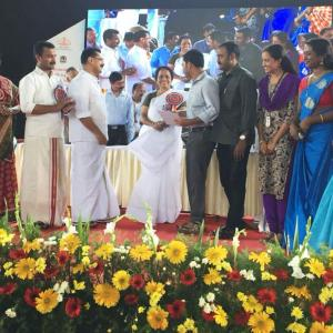 Panchayathi Raj -25th Anniversary Celebration -Appreciation for Grama Sabha Portal developed by Information Kerala Mission